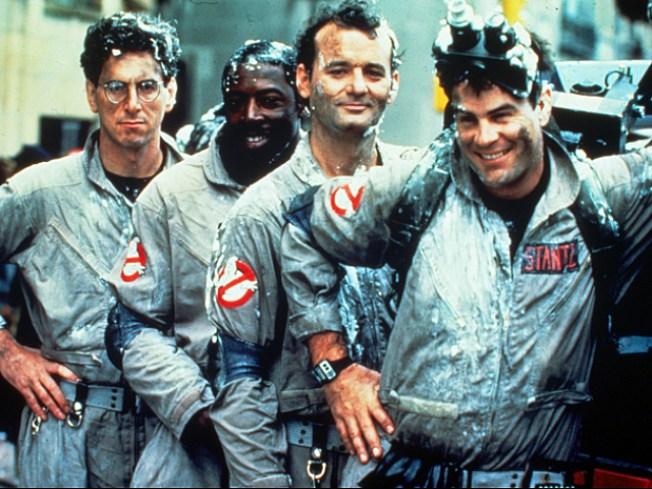 "Ivan Reitman Directing ""Ghostbusters 3,"" Script on Second Draft"