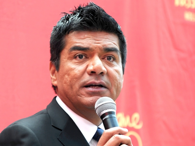 Iced Tea Party: George Lopez Stirs Up AriZona Controversy