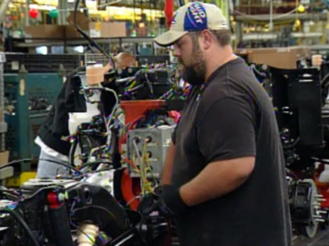 Arlington GM Workers Look to Washington for Help