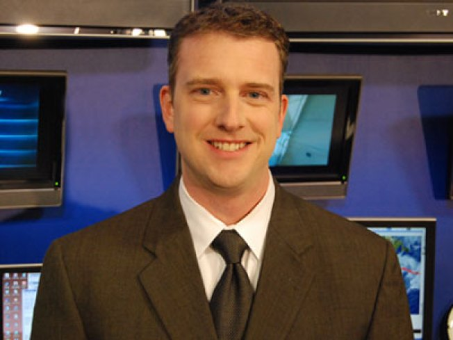 NBC 5 Hires Meteorologist Grant Johnston