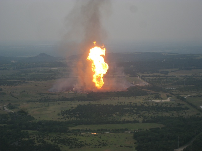 Lawsuit Filed in Gas Line Explosion