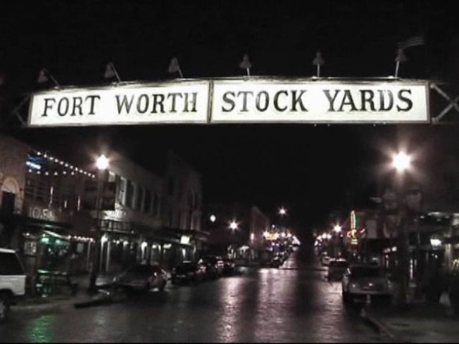 Ghosts of Cowboys and Indians Haunt Stockyards