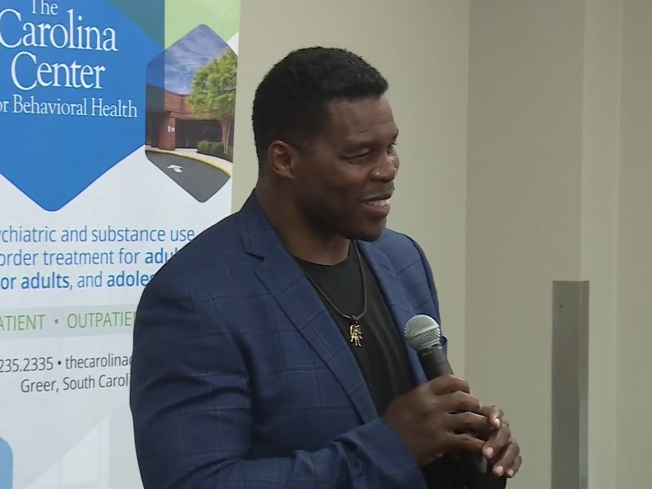 Herschel Walker: You're Never Too Old to Try New Ways to Hurt Yourself