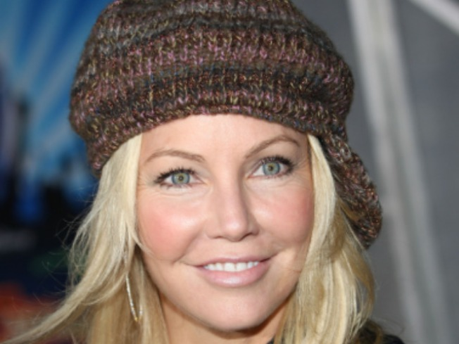 """Heather Locklear Returning To """"Melrose Place"""""""