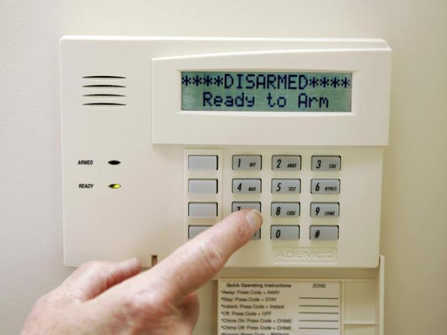 Business Booms For Home Security Companies
