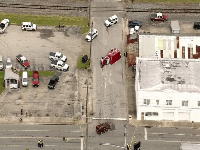 2 Medical Students Hurt in Ambulance Crash Near Houston