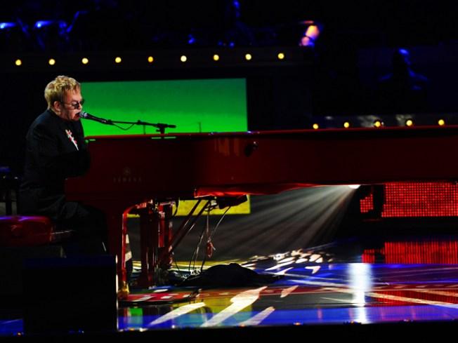 """Elton John to Write """"Animal Farm"""" Musical"""