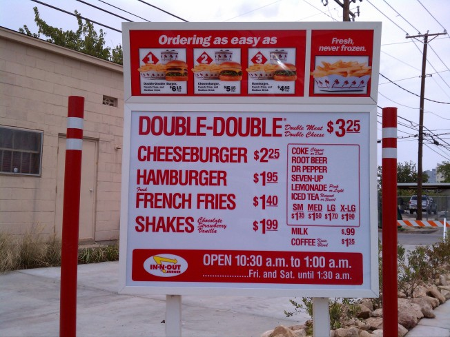 Does In-N-Out Beat Other Burgers?