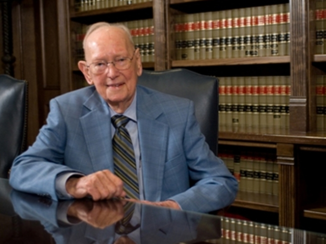 101-Year-Old Lawyer: Retirement is Death