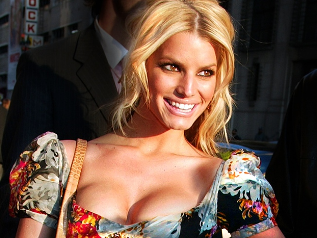 Jessica Simpson Distraught After Dog Taken By Coyote