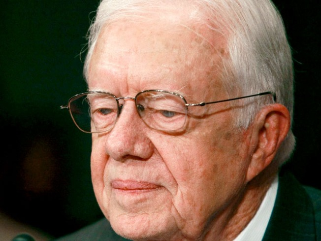 Jimmy Carter: Wilson's Outburst Was Racist