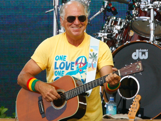 Jimmy Buffett Released From Hospital After Stage Fall