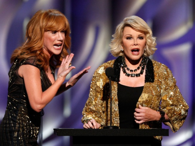 Joan Rivers Roasted: The Best One-Liners