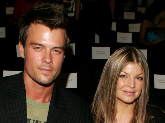 Josh Duhamel & Fergie Slam Stripper's Sex Claims