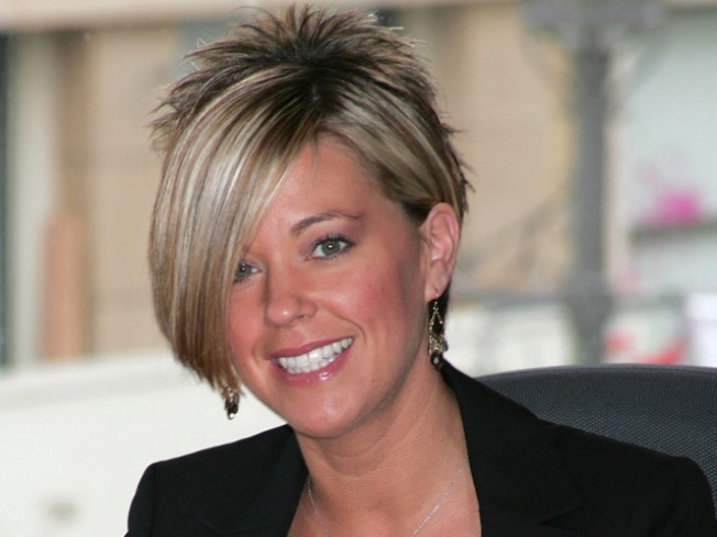 Kate Gosselin Spotted Filming Segment For New TLC Series
