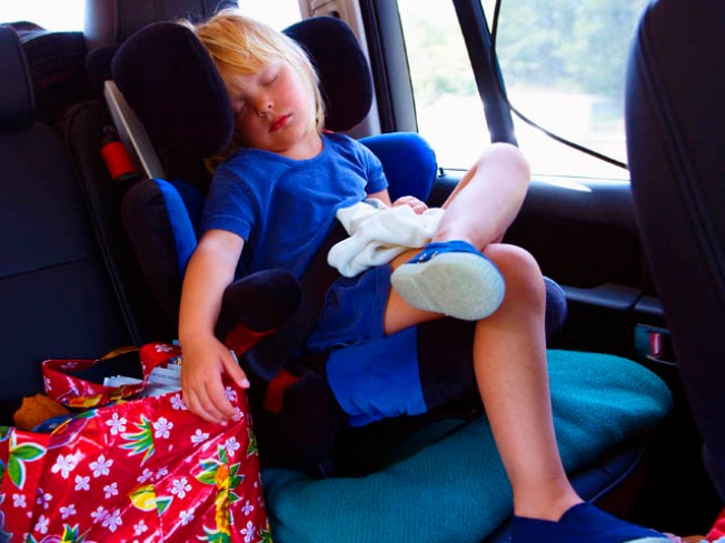 Booster Seat Scofflaws Face Hefty Fine