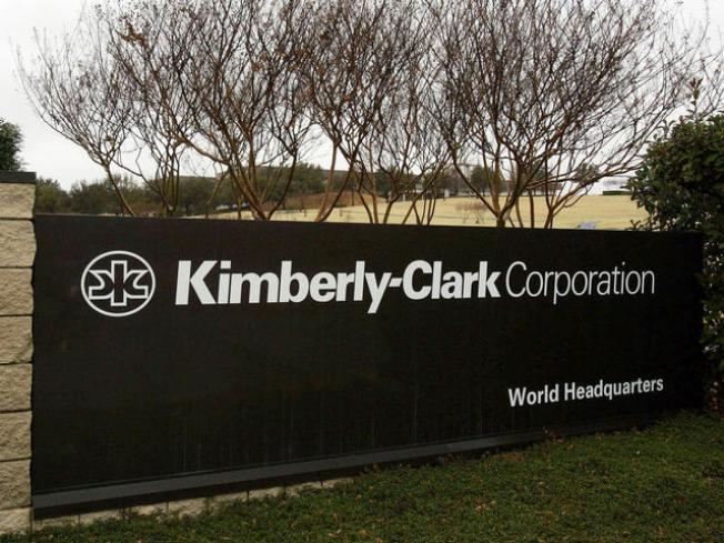 Kimberly-Clark Earnings Drop 8 Percent