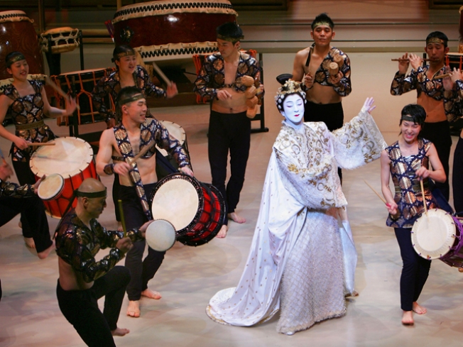 Taiko Drummers Kodo to Perform at Music Hall at Fair Park