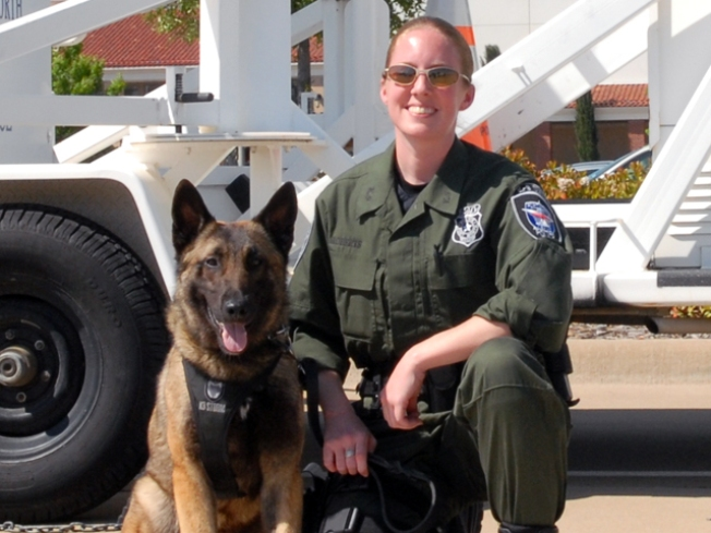 FWPD Loses K-9 Officer