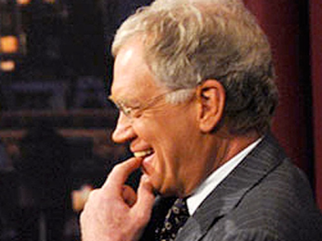 Kiss and Make-Up: McCain Back on Letterman