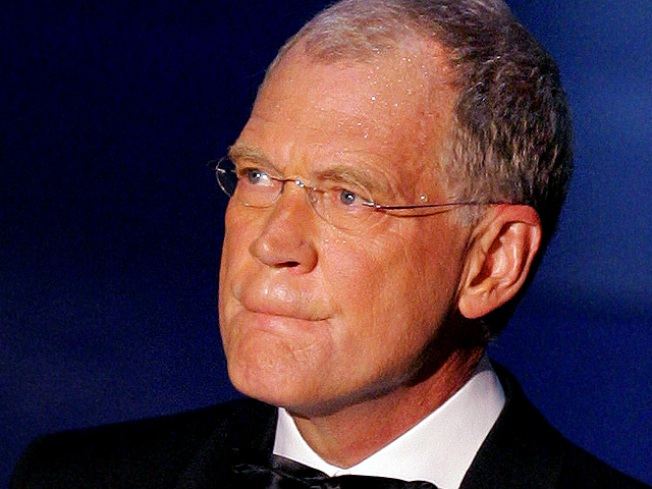Letterman Says He's Putting Life Back Together After Scandal