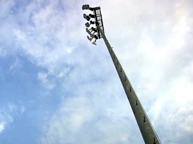 Light Poles Recalled at a Stadium Near You
