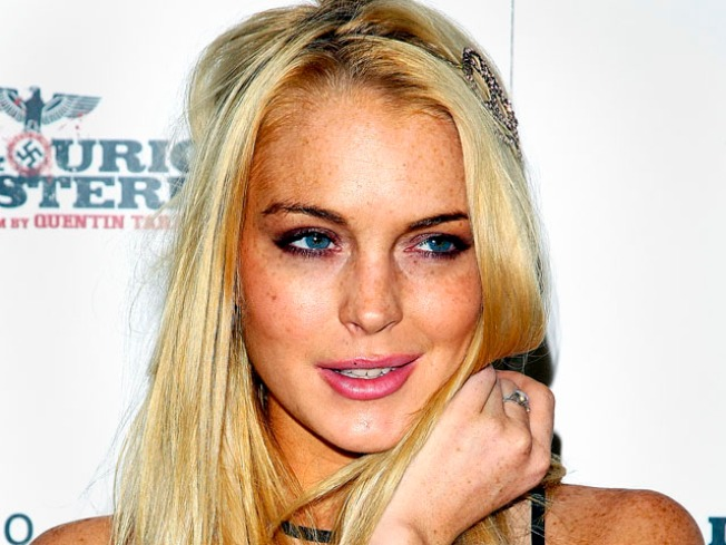 Scoop: Designer Lohan Better Not Quit Her Day Job
