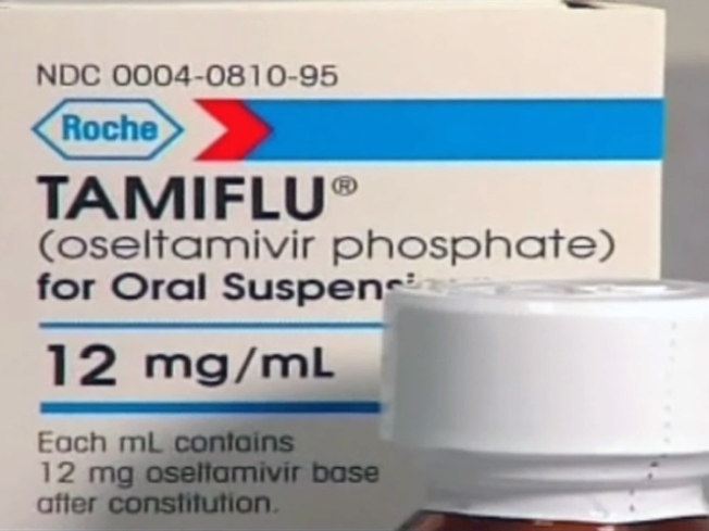 Texas to Get Expired Tamiflu to Relieve Shortage