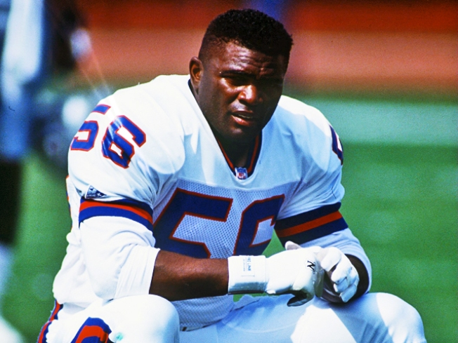 NFL Legend Lawrence Taylor Charged With Raping Teen