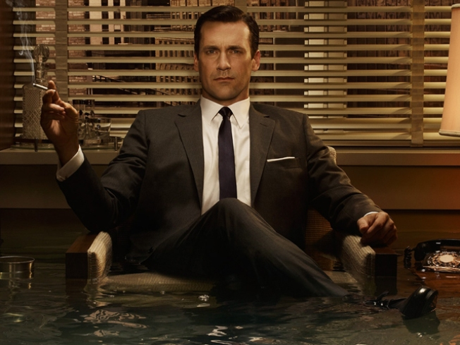 """Third Episode of New Season's """"Mad Men"""" Leaks Out"""