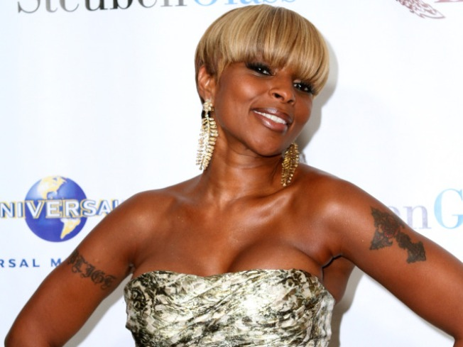 Mary J. Blige May Be Howard-Bound