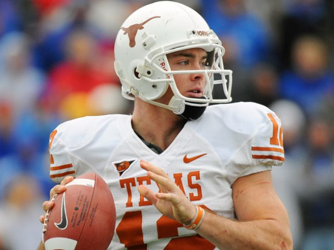 Longhorns Back to No. 2, TCU Holds at No. 6