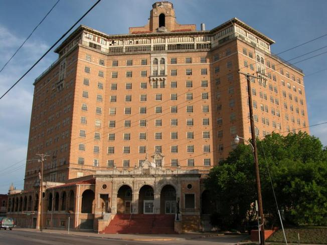 Shells of Our City: Baker Hotel