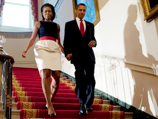 Michelle Nixed Hillary as Veep: New Book
