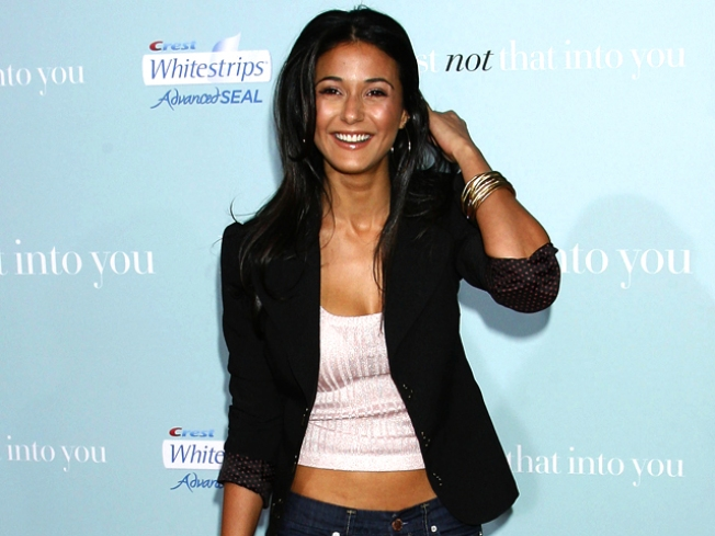 'Entourage' Beauty Emmanuelle Chriqui Dubbed Most 'Desirable' For 2010