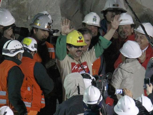 Chilean Miner to Compete in NYC Marathon