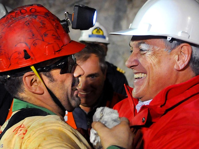 Chilean Miners Movie Is Already a Hot Property