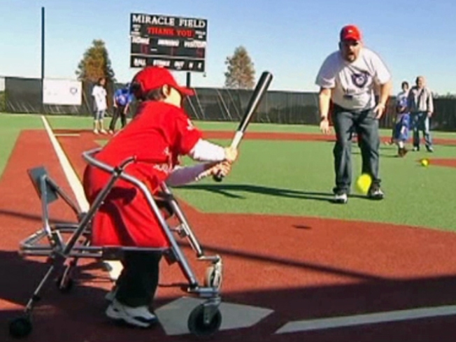 Irving's Miracle Park Ready to Play Ball