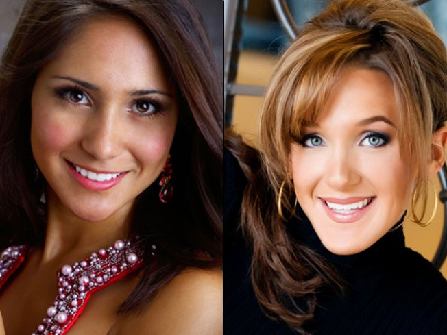 Friends Battle for Miss America Crown