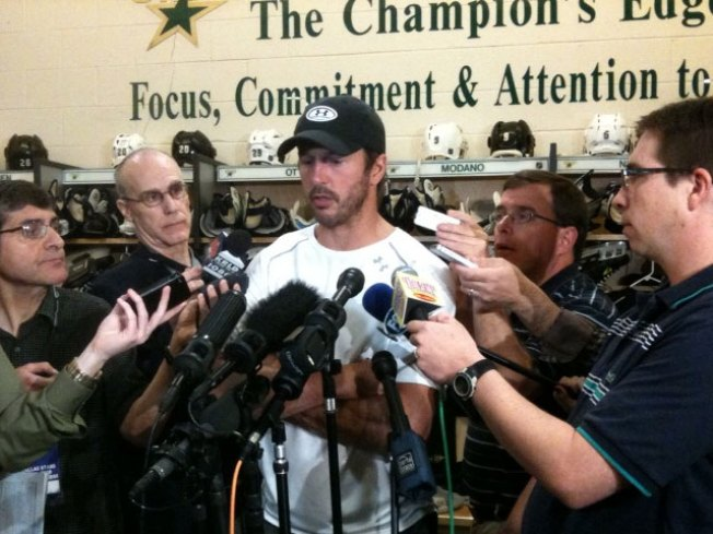 Modano Interested in Ownership, Unsure of Retirement