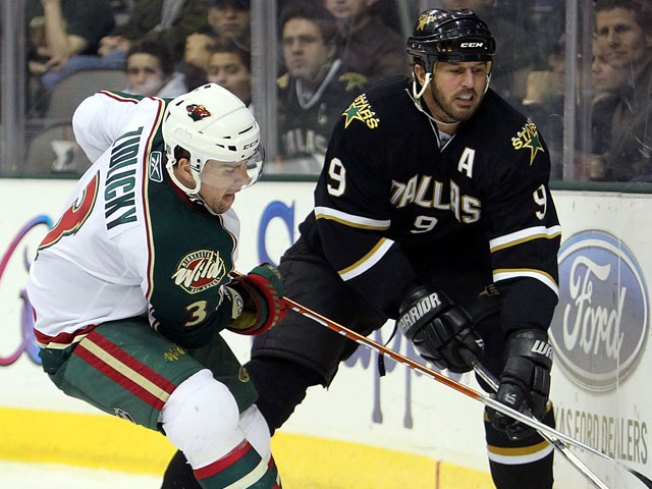 Modano Memorable in Possible Last Game at AAC
