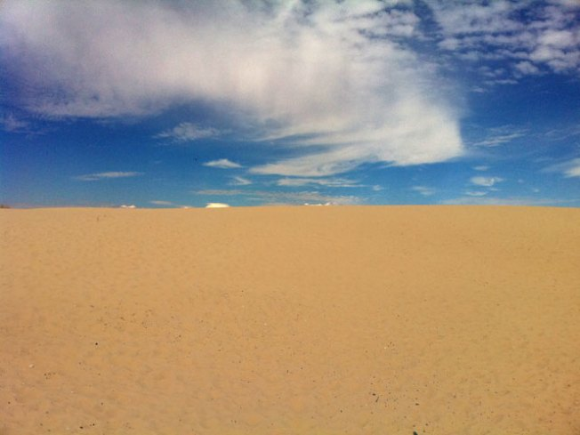 Worth the Drive: Monahans Sandhills