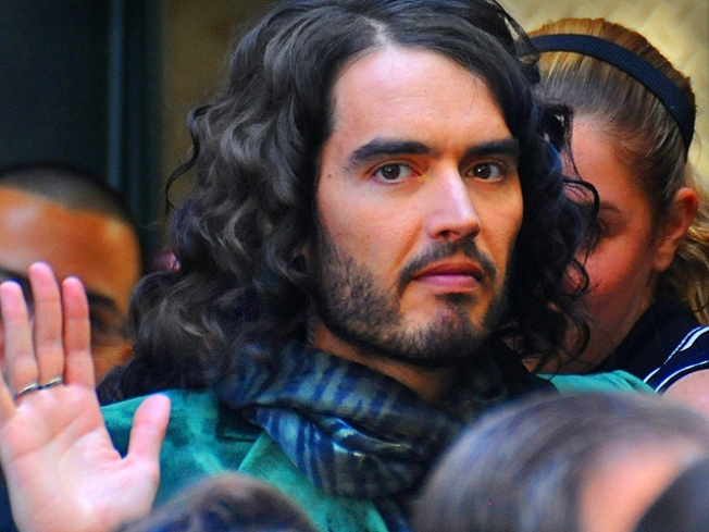 Russell Brand: Meditation Helped Me Overcome Promiscuous Past