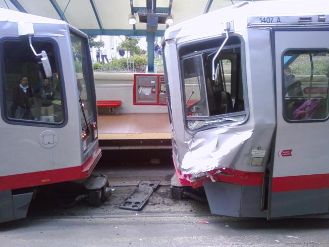Union: Muni Driver Blacked Out