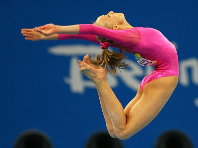 """Supergirl"" Nastia Liukin to Launch Line"
