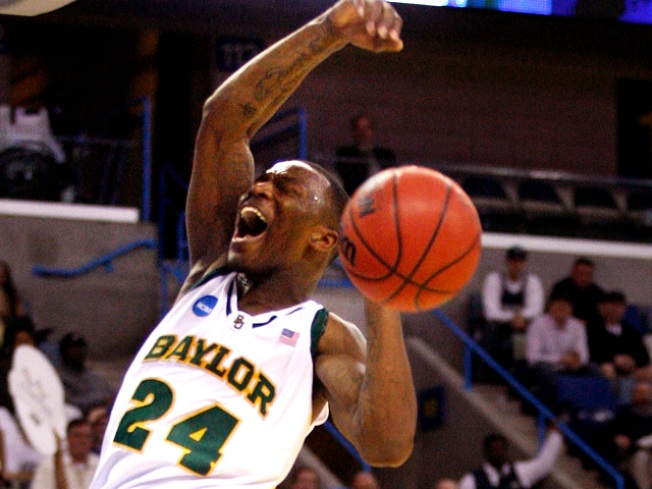 Baylor One Win Away From Final Four