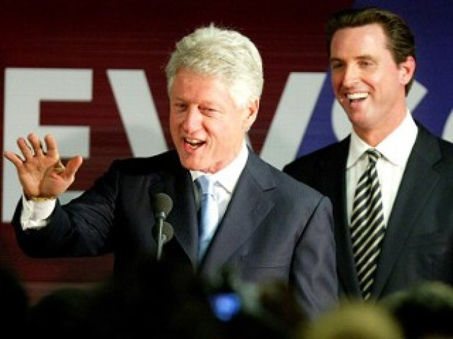 Brown's Possible Role in Clinton's Gov. Endorsement