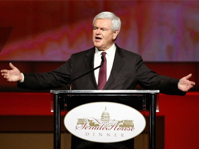 Gingrich Fails to Learn Lesson