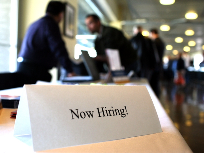 Finally, Job Growth in Texas