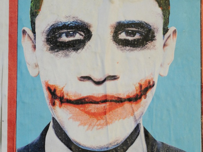 "Obama's ""Joker"" Poster: Who Has the Last Laugh?"
